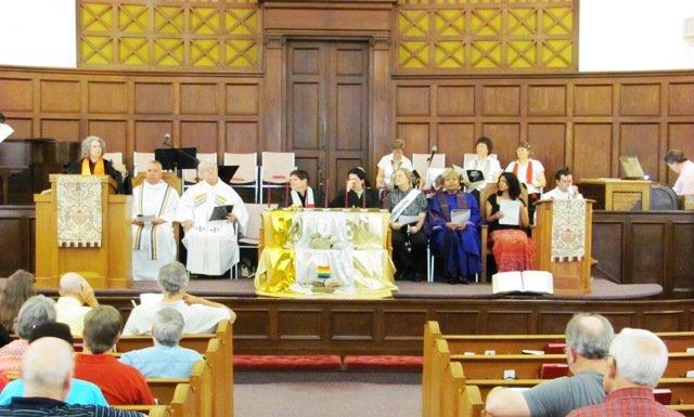 Pride Interfaith Service 1