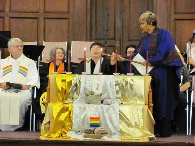 Pride Interfaith Service 4