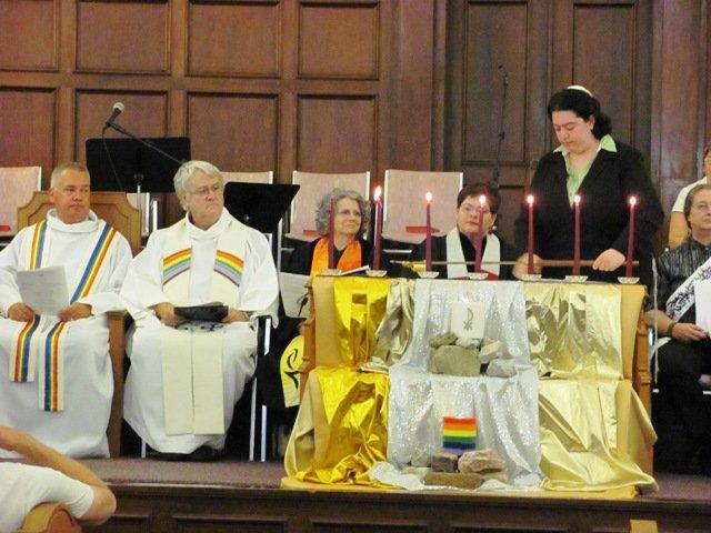 Pride Interfaith Service 7