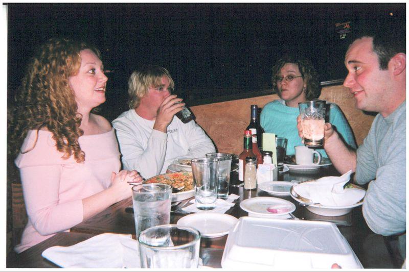 McCartys, Jennifer O, & Michael