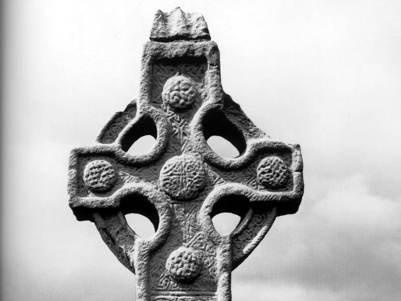 Celt stone f