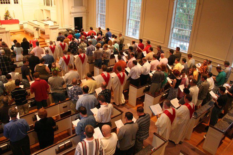 Choir Processional