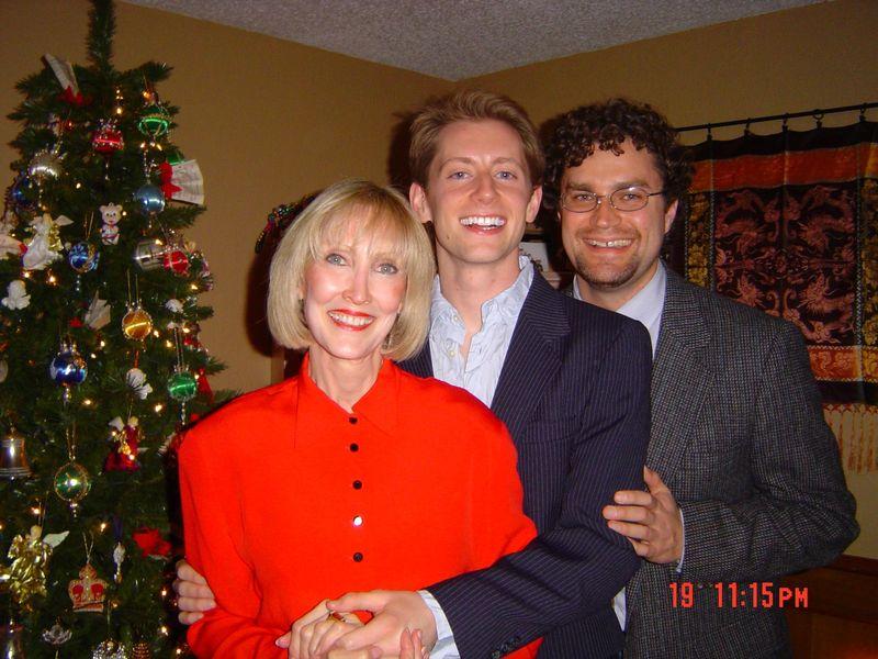 Sheryl, Martin, & Me