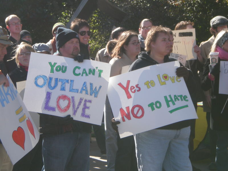 Marriage Equality Rally 021