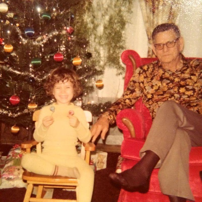 Me holding Old Bells