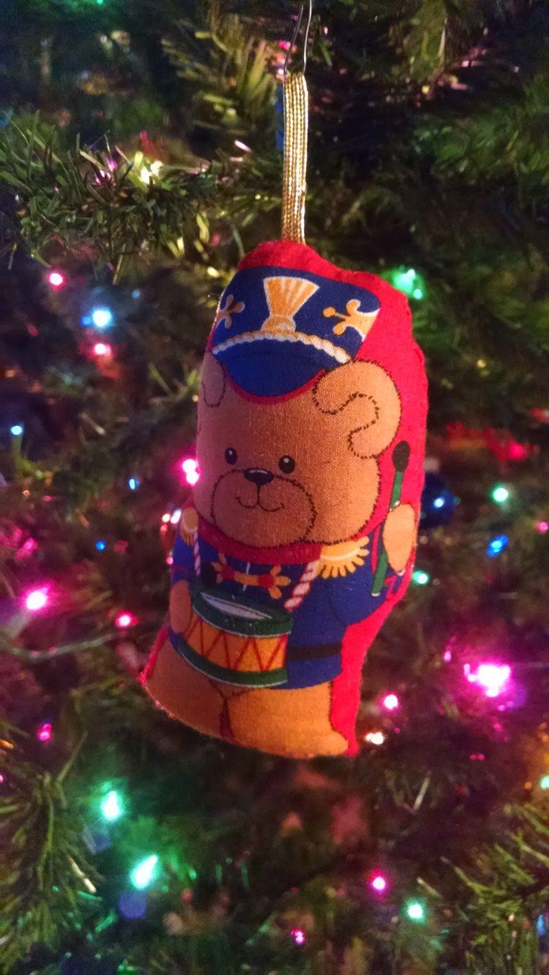 Bear I made