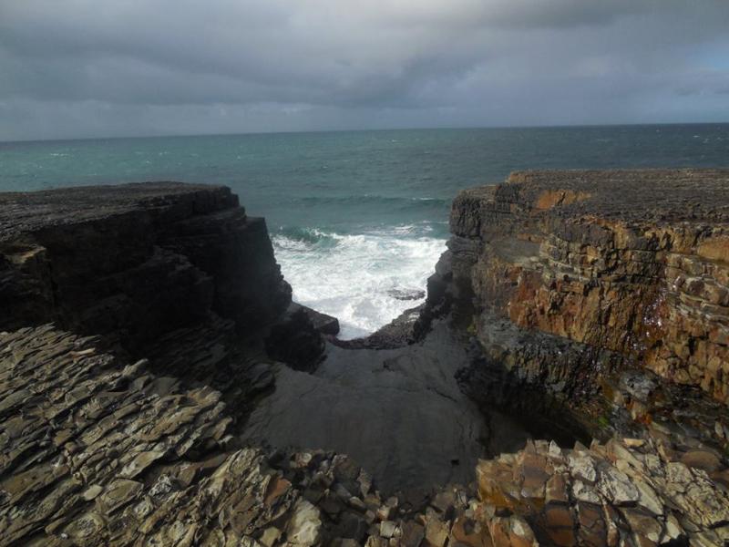 Loop Head Rocks