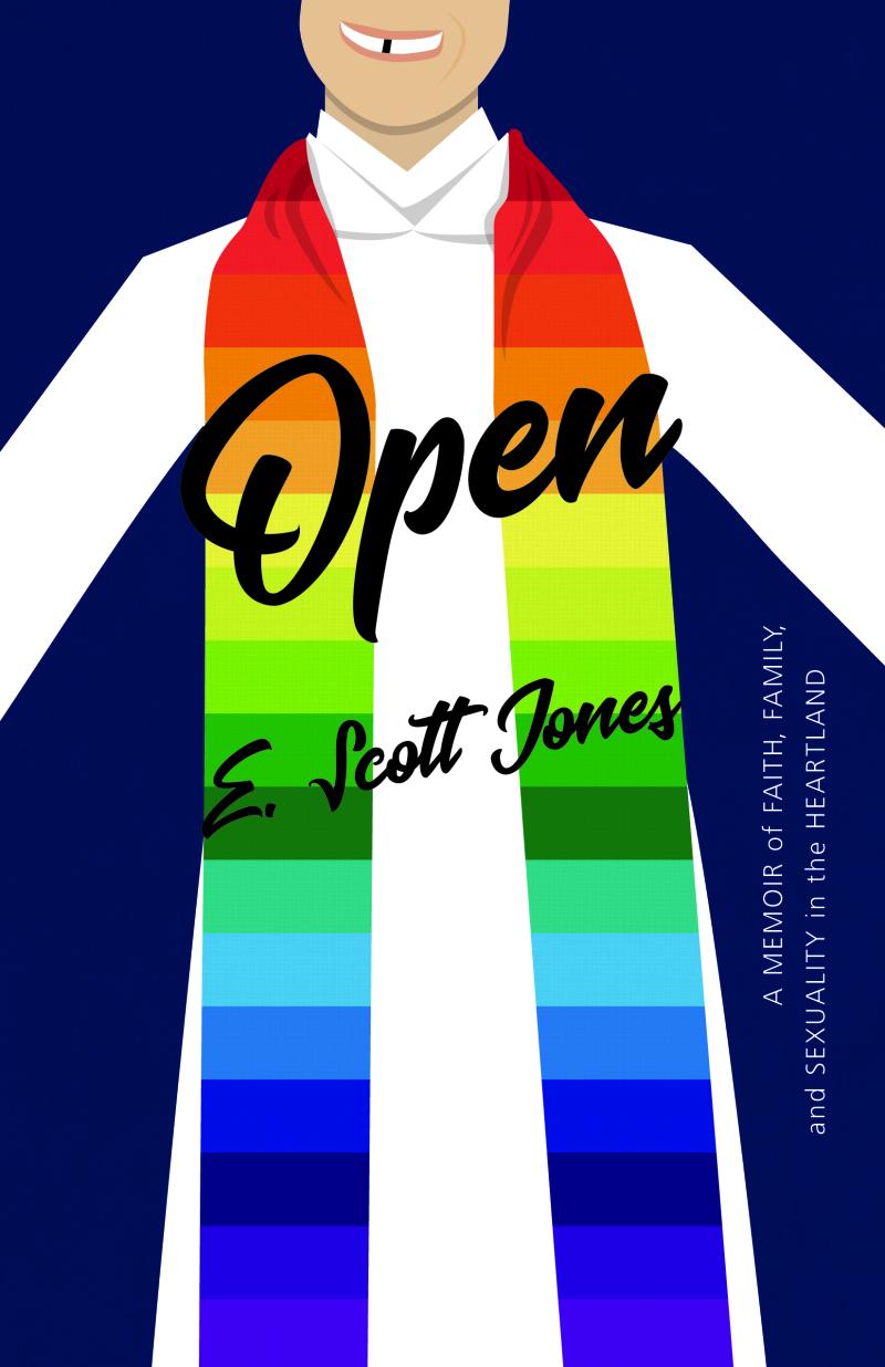 Cover--Open by Scott E. Jones