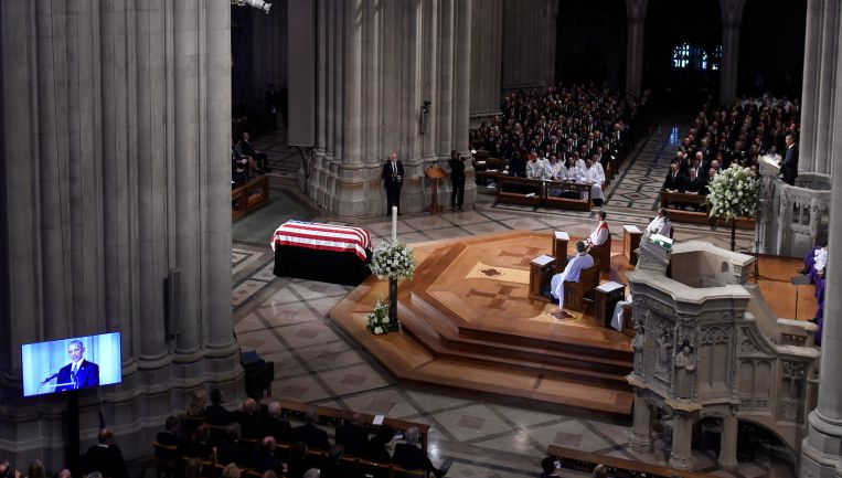 McCainFuneral